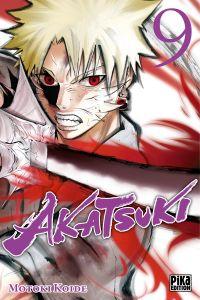 Akatsuki T9, manga chez Pika de Koide