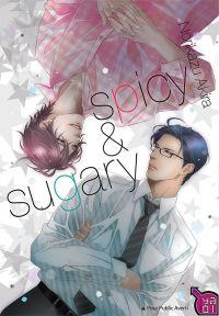 Spicy & sugary, manga chez Taïfu comics de Norizaku