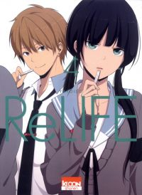 ReLife T4, manga chez Ki-oon de Yayoiso