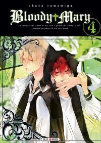 Bloody Mary T4, manga chez Soleil de Samamiya