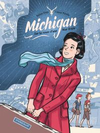 Michigan, bd chez Dargaud de Frey, Varela