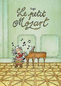 Le petit Mozart, bd chez La boîte à bulles de Augel