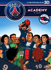 PSG Academy 3D T2 : Rivalités (0), bd chez Soleil de Mariolle