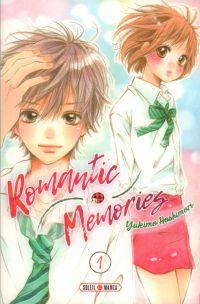 Romantic memories T1, manga chez Soleil de Hoshimori
