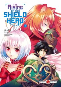 The rising of the shield hero T6, manga chez Bamboo de Aneko, Kyu