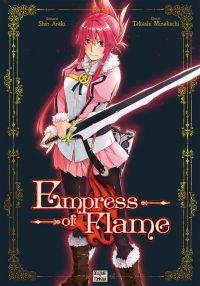 Empress of flame, manga chez Delcourt Tonkam de Araki, Minakuchi