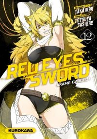 Red eyes sword - akame ga kill ! T12, manga chez Kurokawa de Takahiro, Tashiro
