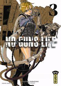No guns life T3, manga chez Kana de Karasuma