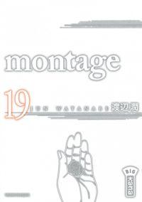 Montage T19, manga chez Kana de Watanabe
