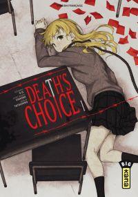 Death's choice T1, manga chez Kana de GOO, Tatsuhiko