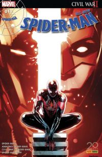 All-New Spider-Man T11 : Apprendre de ses erreurs (0), comics chez Panini Comics de Slott, Gage, David, Bendis, Silva, Leon, Foreman, Sliney, Rosenberg, Gracia, Beredo, Pichelli