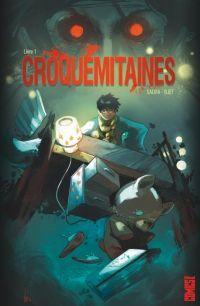 Croquemitaines T1, comics chez Glénat de Salvia, Djet
