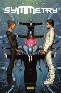 Symmetry, comics chez Panini Comics de Hawkins, Ienco