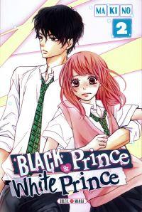 Black prince & white prince T2, manga chez Soleil de Makino
