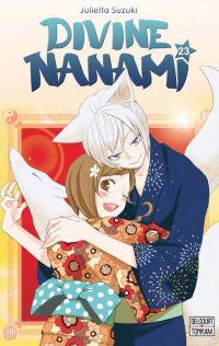 Divine Nanami T23, manga chez Delcourt Tonkam de Suzuki