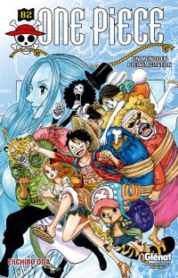 One Piece T82 : Un monde en pleine agitation (0), manga chez Glénat de Oda