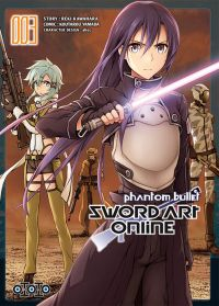 Sword art online - Phantom Bullet   T3, manga chez Ototo de Kawahara, Yamada, Abec