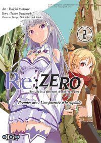 Re:Zero T2, manga chez Ototo de Matsuse, Nagatsuki