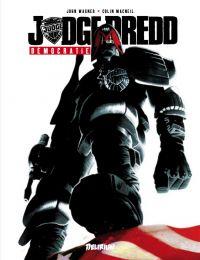 Judge Dredd - Démocratie, comics chez Delirium de Wagner, MacNeil
