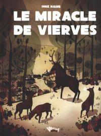 Le miracle de Vierves, bd chez Vraoum! de Haine