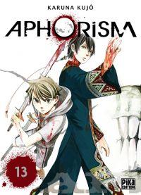 Aphorism T13, manga chez Pika de Karuna