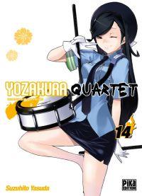 Yozakura quartet T14, manga chez Pika de Yasuba