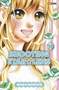 Shooting star lens T10, manga chez Panini Comics de Murata