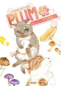 Plum, un amour de chat  T13, manga chez Soleil de Hoshino