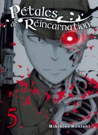 Pétales de réincarnation T5, manga chez Komikku éditions de Konishi