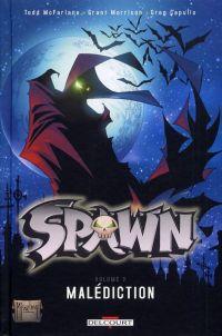 Spawn – Archives, T2 : Malédiction (1), comics chez Delcourt de McFarlane, Capullo, Silvestri, Rude, Oliff