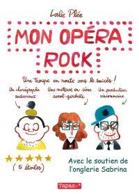 Mon opéra rock, bd chez Delcourt de Plée