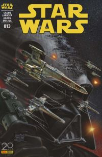 Star Wars (revue Marvel) V1 T13 : En bout de course (0), comics chez Panini Comics de Gillen, Aaron, Molina, Gimenez, Larroca, Fiumara, Milla, Delgado, Stewart