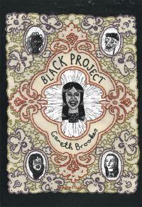 Black project : Black project (0), bd chez La boîte à bulles de Brookes