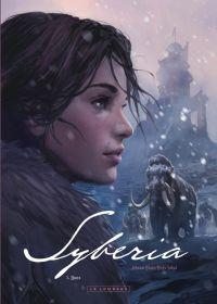 Syberia T1 : Hans (0), bd chez Le Lombard de Sokal, Blais