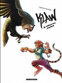 Klaw T7 : Opération Mayhem (0), bd chez Le Lombard de Ozanam, Jurion, Guillo