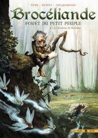 Brocéliande T1 : La Fontaine de Barenton (0), bd chez Soleil de Peru, Benoît, Jacquemoire