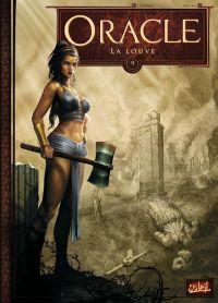Oracle T9 : La Louve (0), bd chez Soleil de Lesparre, Viacava