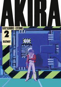 Akira (Noir et blanc) Edition originale T2, manga chez Glénat de Otomo