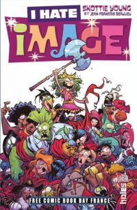 I Hate Image : Free Comic Book Day France (0), comics chez Urban Comics de Young, Beaulieu