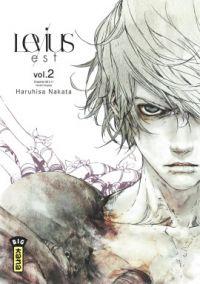 Levius T2, manga chez Kana de Nakata