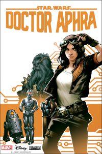 Star Wars - Docteur Aphra : Free Comic Book Day France (0), comics chez Panini Comics de Gillen, Walker, Fabela, Shirahara