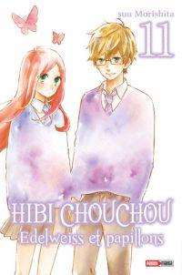 Hibi chouchou - Edelweiss & Papillons  T11, manga chez Panini Comics de Morishita