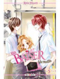 Un baiser à la vanille T5, manga chez Soleil de Yagami