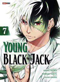 Young Black Jack T7, manga chez Panini Comics de Tabata, Tezuka, Okuma