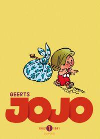 Jojo : 1983-1991 (0), bd chez Dupuis de Geerts