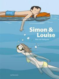 Simon et Louise, bd chez Sarbacane de de Radiguès