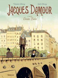 Jacques Damour, bd chez Sarbacane de Henry, Henry