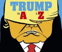 Trump de A à Z, bd chez Casterman de Bourhis, Collectif