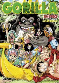 One piece - Color walk T6 : Gorilla (0), manga chez Glénat de Oda