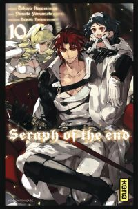 Seraph of the end  T10, manga chez Kana de Kagami, Yamamoto